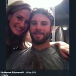 Brandon Morrow's Wife Lily Morrow -Twitter