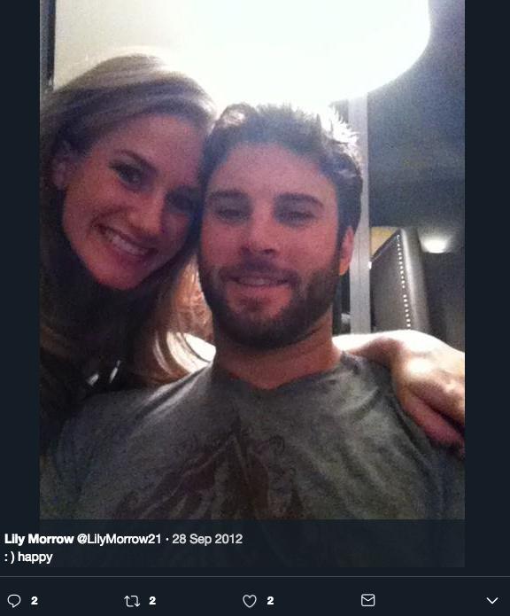 Brandon Morrow's Wife Lily Morrow
