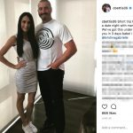 Chad Bettis' Wife Kristina Bettis-Instagram