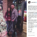 Chad Bettis' Wife Kristina Bettis -Instagram