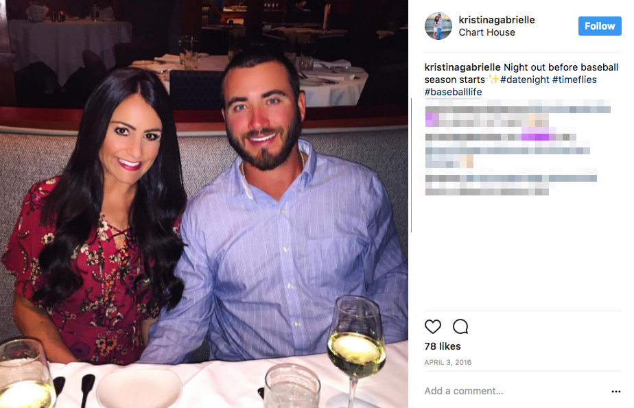 Chad Bettis' Wife Kristina Bettis