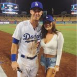 Cody Bellinger's Girlfriend Melyssa Perez - Instagram