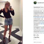 DeShone Kizer's Girlfriend Taylor Anderson- Instagram