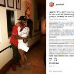 Gareon Conley's Girlfriend Isabella Gusmao-Instagram