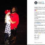 Harvey Langi's wife Cassidy Langi- Instagram