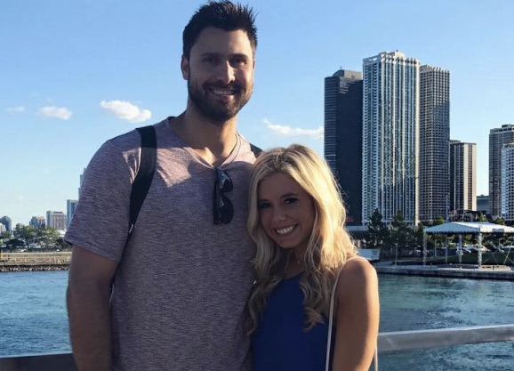 Joey Gallo's Girlfriend Brittany Gibson?