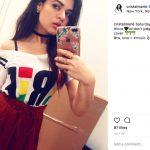 Jose Ramirez's girlfriend should be Cristal Marie - Instagram