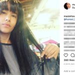 Jose Ramirez's girlfriend should be Massiel Taveras - Instagram