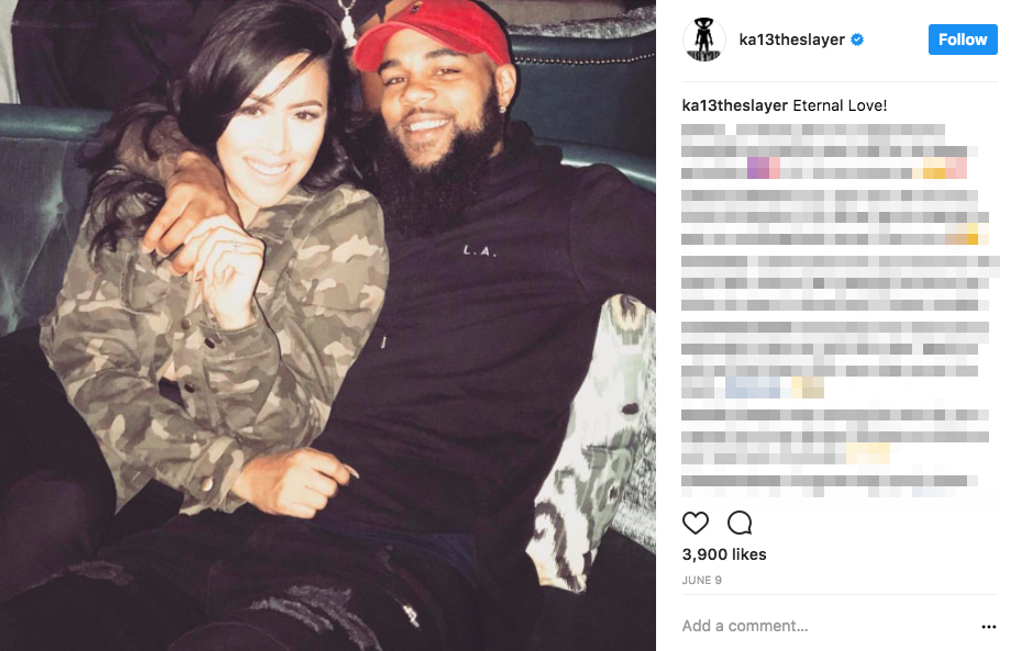 Keenan Allen's Wife Ciandra Monique