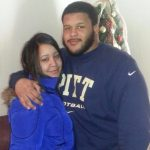 Aaron Donald's Girlfriend Jaelynn Blakey-Facebook