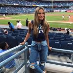 Aaron Judge's Girlfriend Jen Flaum -Instagram