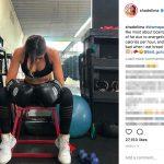 Canelo Alvarez's girlfriend Shannon De Lima-Instagram