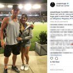 Cooper Kupp's wife Anna Kupp - Instagram