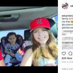Eduardo Rodriguez's Wife Catherine Rodriguez -Instagram