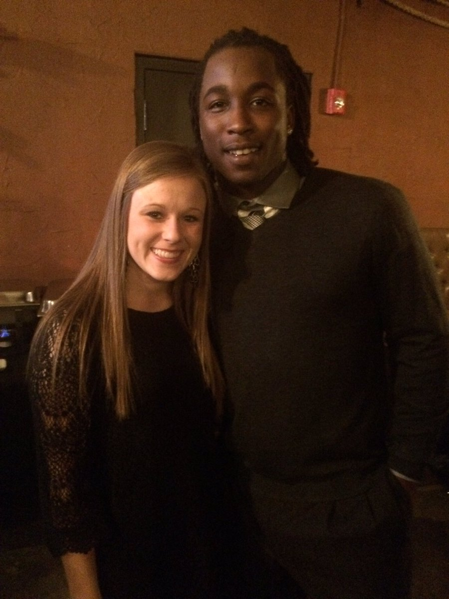 Kareem Hunt's Girlfriend Julianne Orso?