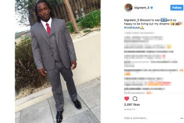 Is Kareem Hunt's Girlfriend Julianne Orso?- Instagram