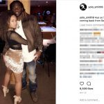 Jaylon Smith's Girlfriend Nevada Jones- Instagram
