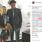 Lamar Jackson's Mom Felicia Jones -Instagram