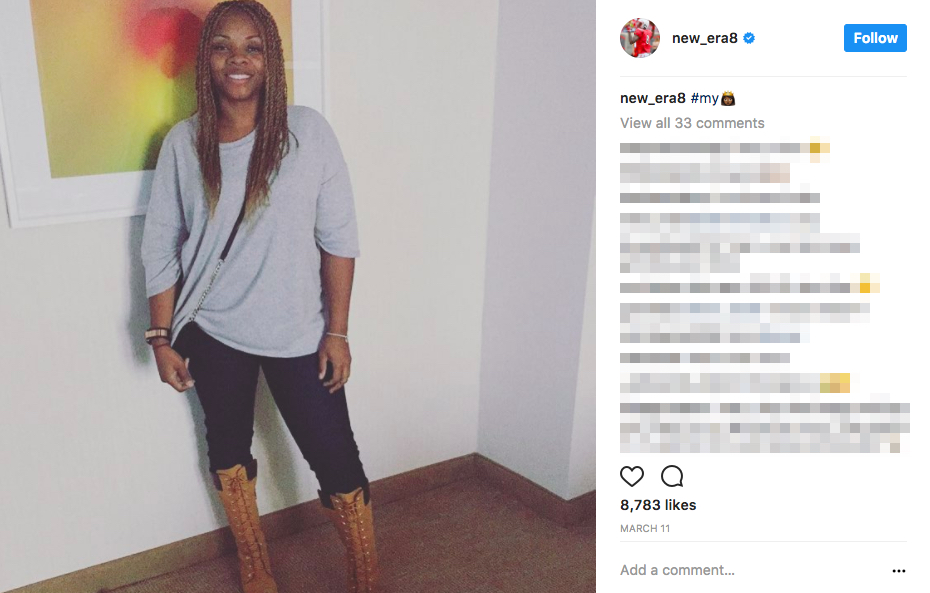 Lamar Jackson's Mom Felicia Jones