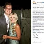 Sam Darnold's Girlfriend Claire Kirksey - Instagram