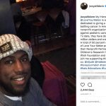 Sloane Stevens' Boyfriend Jozy Altidore-Instagram