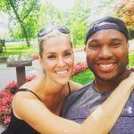 Stephon Tuitt's Wife Brittany Tuitt- Instagram