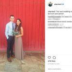 Zach Davies' Wife Meg Davies -Instagram