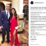 Albert Almora's Wife Krystal Almora- Instagram