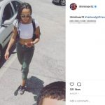 Albert Wilson's Girlfriend Dawn Woodruff -Instagram