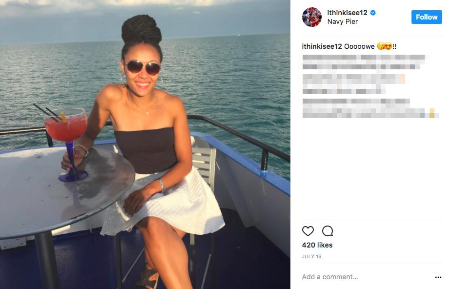 Albert Wilson S Girlfriend Dawn Woodruff Playerwives Com