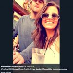 Archie Bradley's girlfriend Kimberly Pedrotty -Twitter