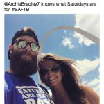 Archie Bradley's girlfriend Kimberly Pedrotty - Twitter