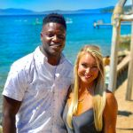 Chris Conley's Girlfriend Brianna Stade - Instagram