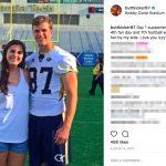 Harrison Butker's Wife Isabelle Butker- Instagram