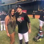 Ketel Marte's Girlfriend Elisa Guerrero- Instagram