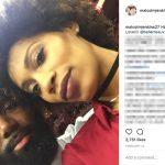 Malcolm Jenkins' Wife Morissa Jenkins -Instagram