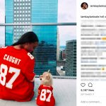 Travis Kelce's Girlfriend Kayla Nicole- Instagram