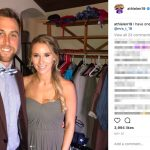 Adam Thielen's Wife Caitlin Thielen-Instagram