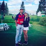 Adam Thielen's Wife Caitlin Thielen - Instagram