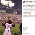 Brett Hundley's Wife Dawnielle Baucham-Instagram