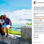 Brett Hundley's Wife Dawnielle Baucham -Instagram
