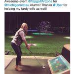 Drew Stanton's Wife Kristin Stanton- Twitter