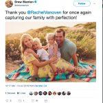 Drew Stanton's Wife Kristin Stanton - Twitter