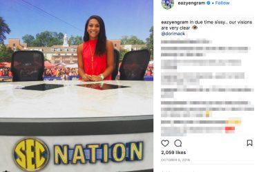 Evan Engram's sister Mackenzie Engram - Instagram