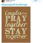 Greg Zuerlein's wife Megan Zuerlein -Twitter