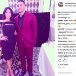 Kenny Vaccaro's Wife Kahli Vaccaro -Instagram