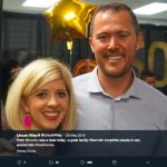 Lincoln Riley's wife Caitlin Riley-Twitter