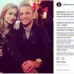 TJ Dillashaw's Wife Rebecca Dillashaw-Instagram
