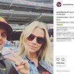 Aaron Boone's Wife Laura Cover-Instagram