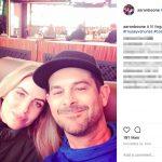 Aaron Boone's Wife Laura Cover -Instagram
